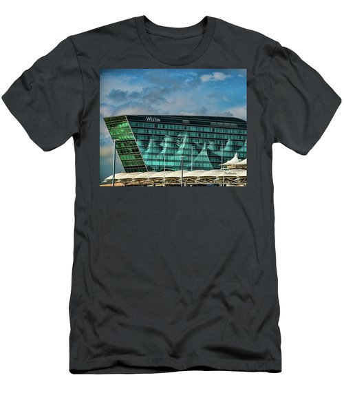 The Westin At Denver Internation Airport Men's T-Shirt (Athletic Fit)