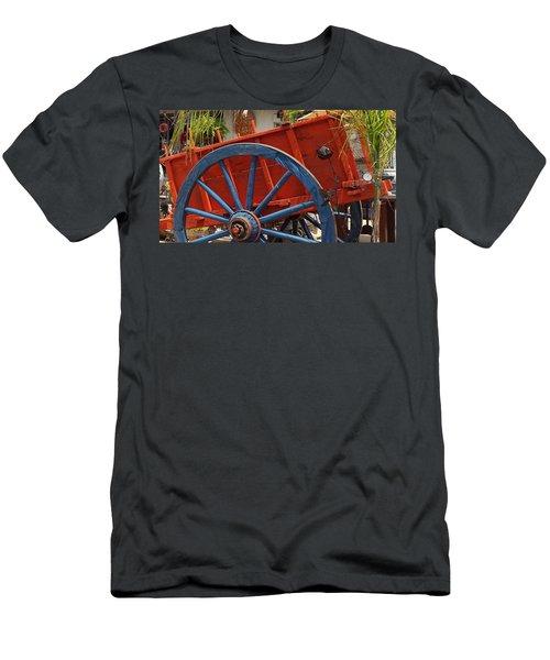 The Wheel Men's T-Shirt (Athletic Fit)