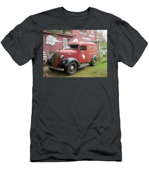 The White Elephant Men's T-Shirt (Athletic Fit)