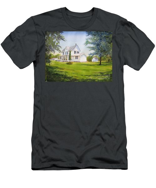 The Whitehouse Men's T-Shirt (Athletic Fit)