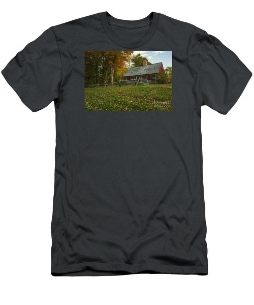 The Wick House Men's T-Shirt (Athletic Fit)