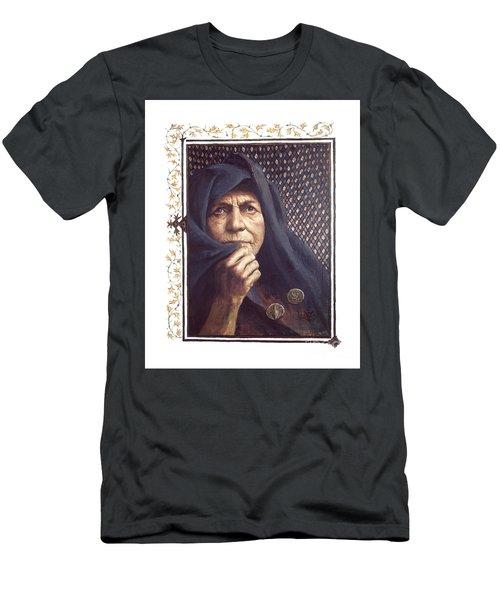 The Widow's Mite - Lgtwm Men's T-Shirt (Athletic Fit)
