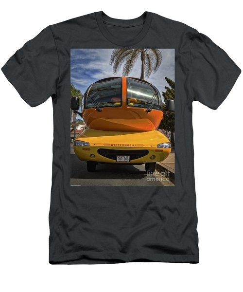 The Wienermobile Men's T-Shirt (Athletic Fit)