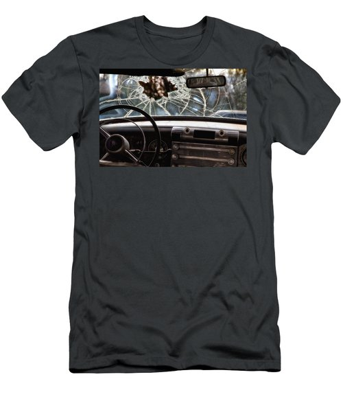 The Windshield  Men's T-Shirt (Athletic Fit)
