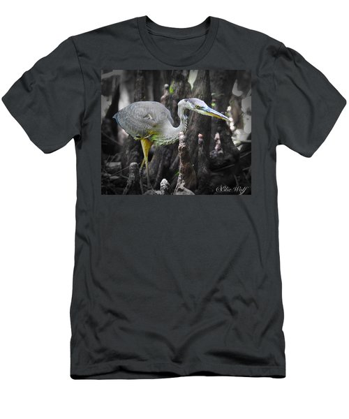 The Winged Stalker Men's T-Shirt (Athletic Fit)