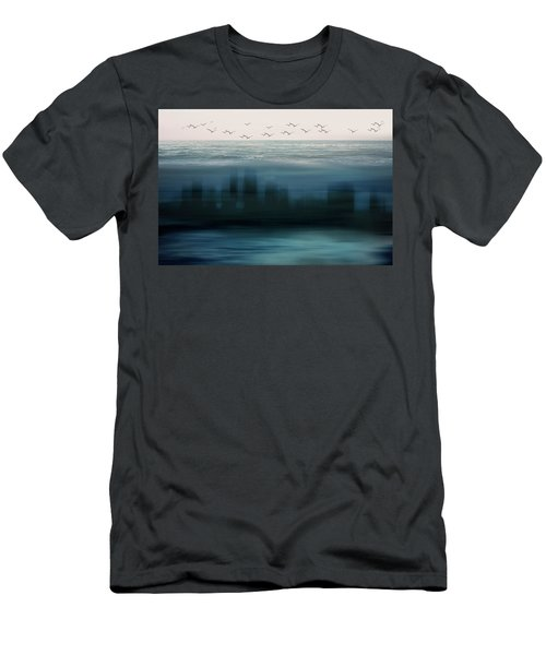 The World As We Know It Men's T-Shirt (Athletic Fit)
