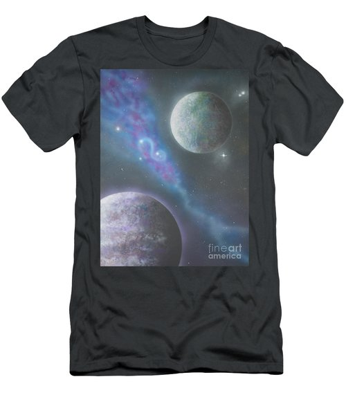 The World Beyond Men's T-Shirt (Athletic Fit)