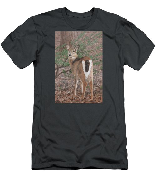 The Yearling Men's T-Shirt (Slim Fit) by Sandra Chase