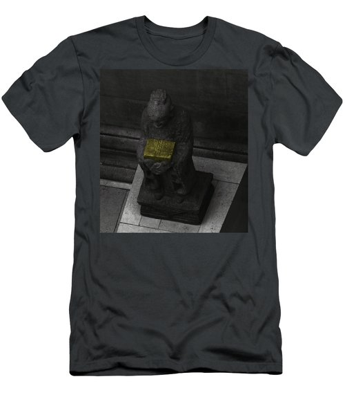 The Yellow Box Men's T-Shirt (Athletic Fit)