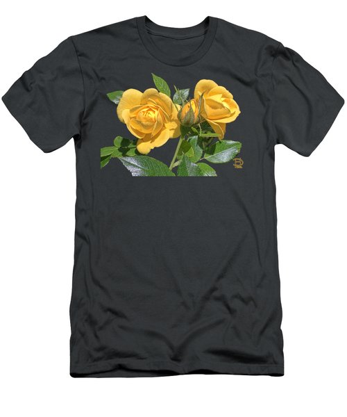 The Yellow Rose Family Men's T-Shirt (Athletic Fit)