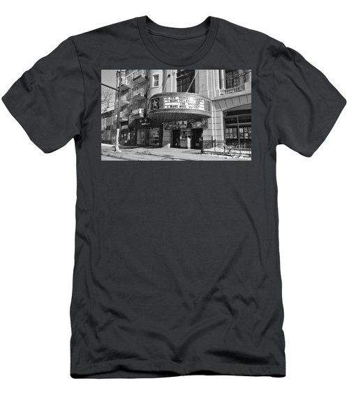 Theatre Rialto Montreal Men's T-Shirt (Athletic Fit)