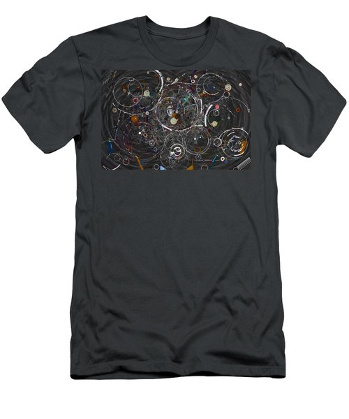 Theories Of Everything Men's T-Shirt (Athletic Fit)