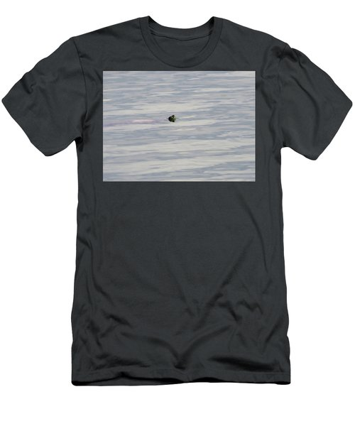 There He Is Men's T-Shirt (Slim Fit) by Laurel Powell