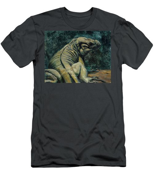 This Is My Good Side Men's T-Shirt (Slim Fit) by Billie Colson