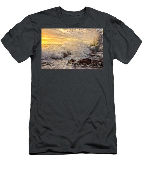 Thor's Wave Men's T-Shirt (Slim Fit) by Billie-Jo Miller