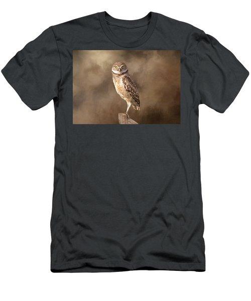 Those Golden Eyes Men's T-Shirt (Athletic Fit)