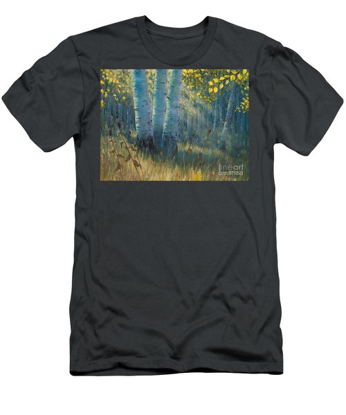 Three Sisters - Spirit Of The Forest Men's T-Shirt (Athletic Fit)
