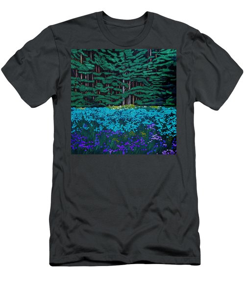 Threshold Of The Woods Men's T-Shirt (Athletic Fit)