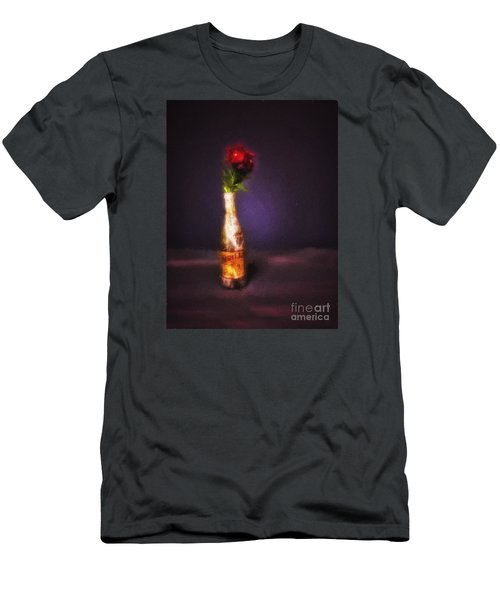 Men's T-Shirt (Slim Fit) featuring the photograph Thrill No. 1  ... by Chuck Caramella