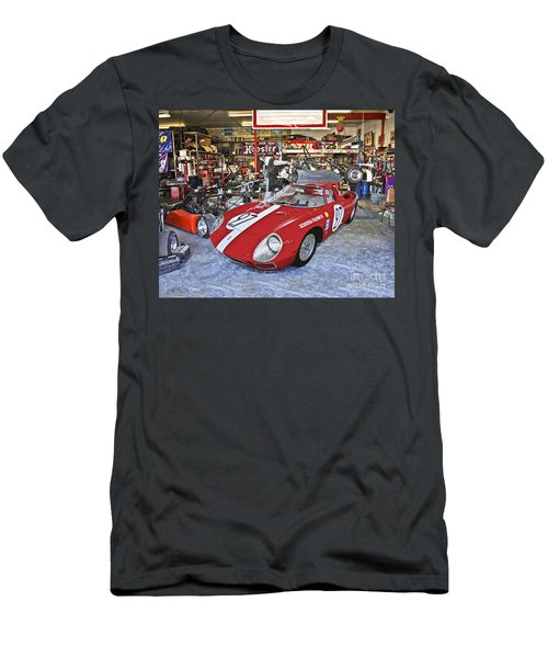 Throphy Car Men's T-Shirt (Athletic Fit)