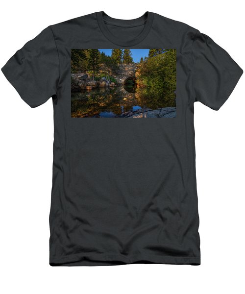 Through The Archway - 1 Men's T-Shirt (Athletic Fit)