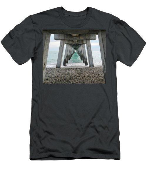 Through The Legs Men's T-Shirt (Athletic Fit)