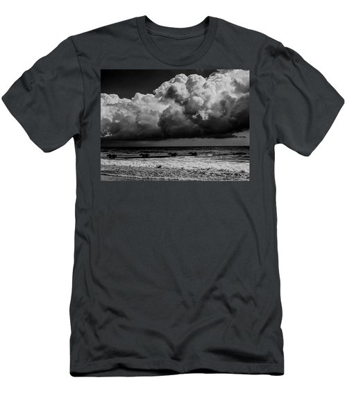 Thunder Head By The Sea Men's T-Shirt (Athletic Fit)