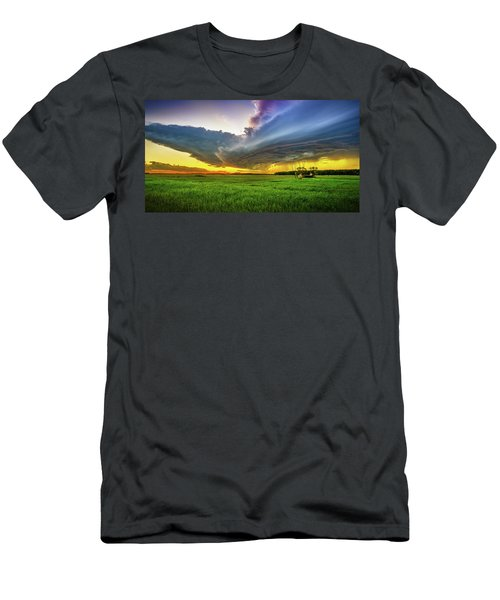 Thunderbird Men's T-Shirt (Athletic Fit)