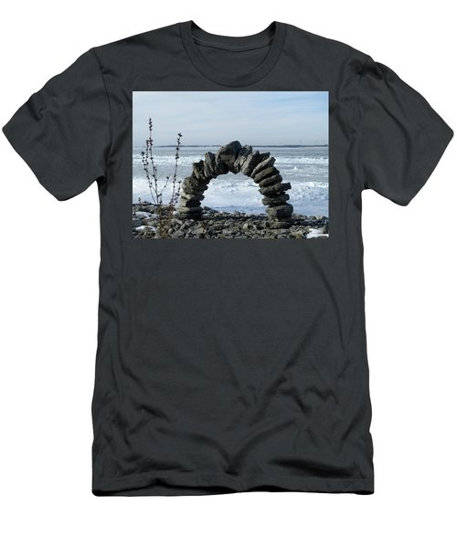 Tibbetts Point Arch Men's T-Shirt (Athletic Fit)