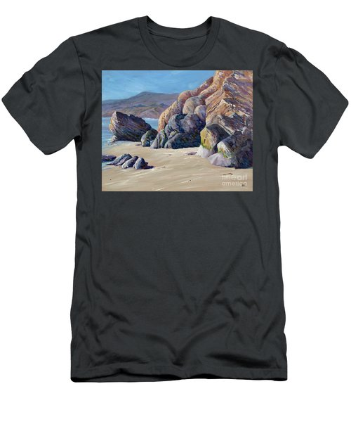 Tidal Shift Men's T-Shirt (Athletic Fit)