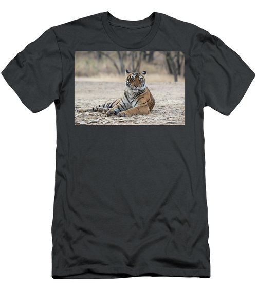 Tigress Arrowhead Men's T-Shirt (Athletic Fit)
