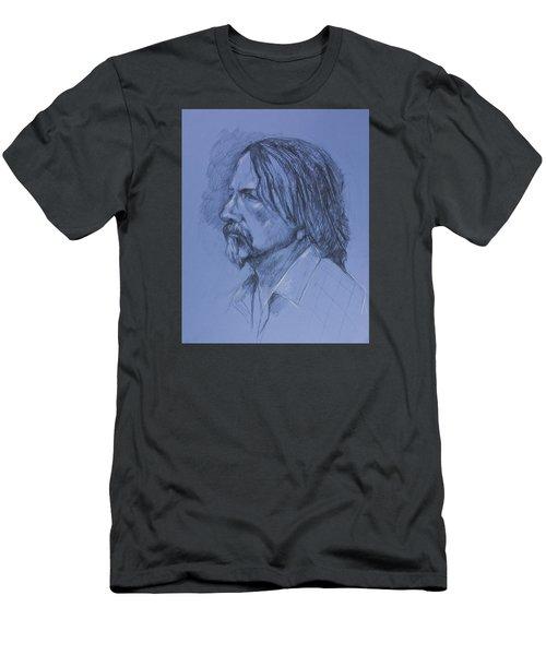 Tim Men's T-Shirt (Slim Fit) by Maxim Komissarchik