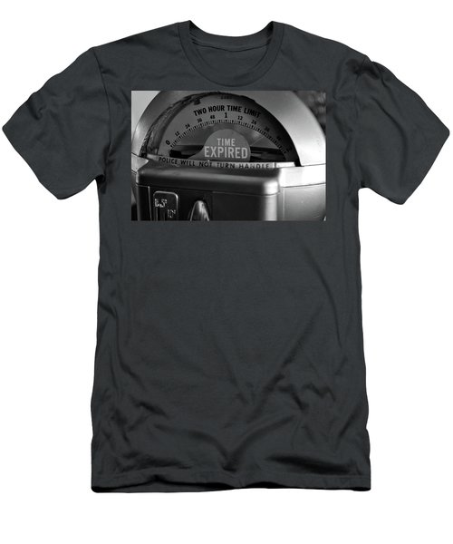 Time Expired Men's T-Shirt (Athletic Fit)