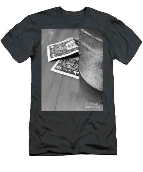 Tip For A Draft Beer Men's T-Shirt (Slim Fit)