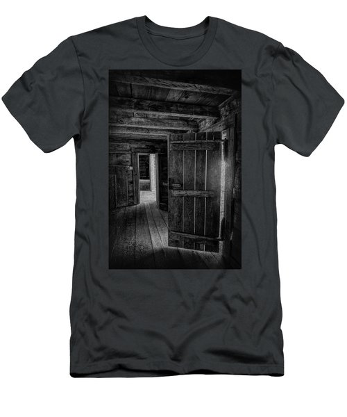 Tipton Cabin Award Winner Men's T-Shirt (Athletic Fit)