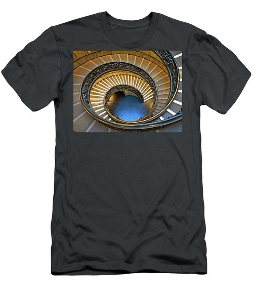 To Infinity Men's T-Shirt (Athletic Fit)
