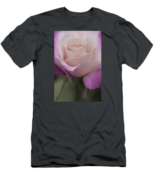Men's T-Shirt (Slim Fit) featuring the photograph To Love... by The Art Of Marilyn Ridoutt-Greene