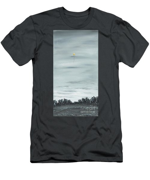 To The Stars Men's T-Shirt (Slim Fit) by Kenneth Clarke