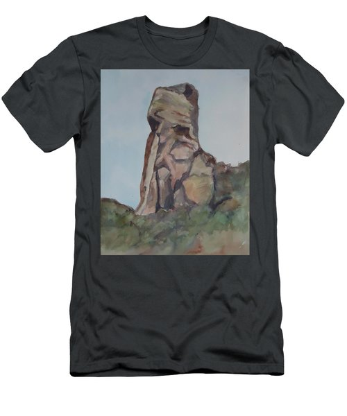 Toad Rock Men's T-Shirt (Athletic Fit)