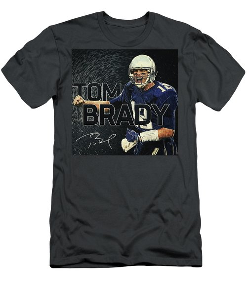 Tom Brady Men's T-Shirt (Athletic Fit)
