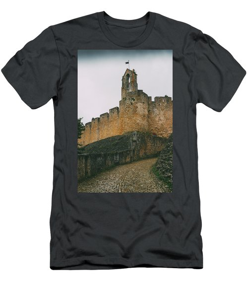 Tomar Castle, Portugal Men's T-Shirt (Athletic Fit)