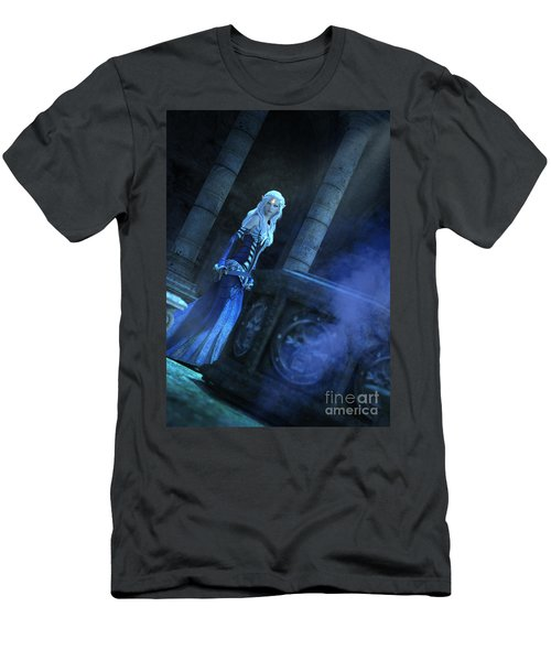 Tomb Of Shadows Men's T-Shirt (Athletic Fit)