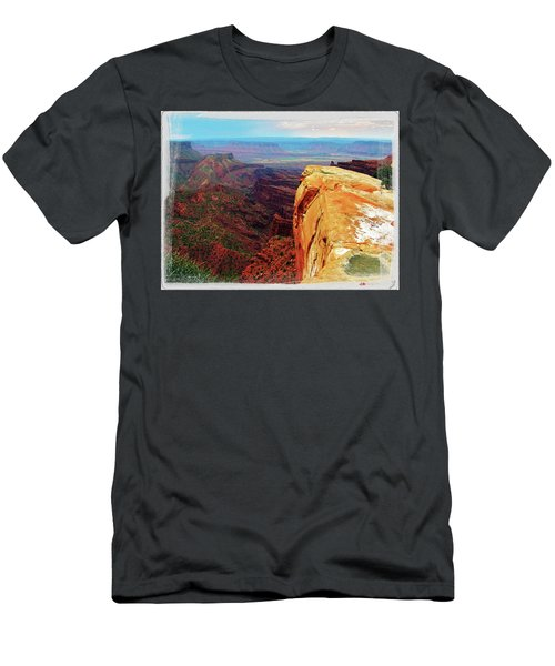 Top Of The World Men's T-Shirt (Athletic Fit)