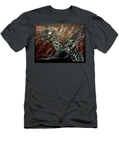 Tormented Soul Men's T-Shirt (Athletic Fit)