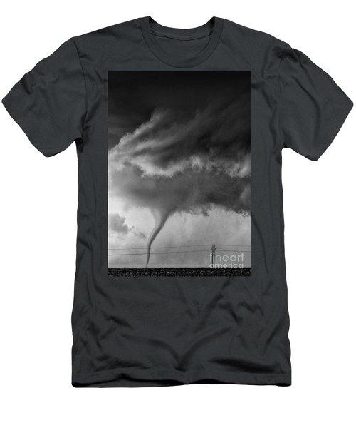Tornado Men's T-Shirt (Athletic Fit)