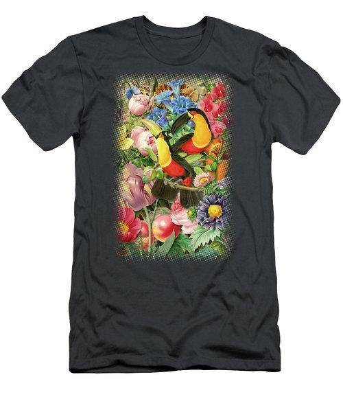 Toucans Men's T-Shirt (Athletic Fit)