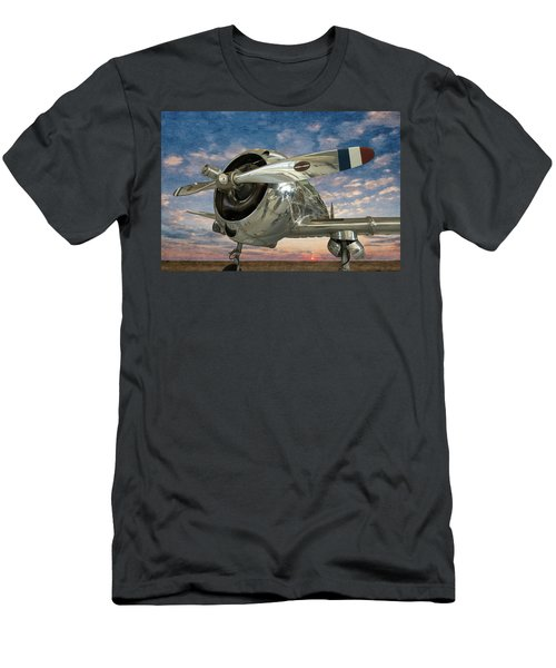 Touch And Go II Men's T-Shirt (Athletic Fit)