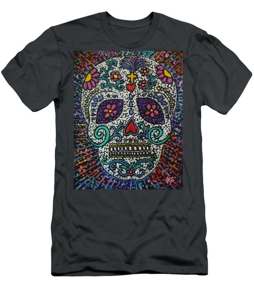 Touch Of Death Men's T-Shirt (Athletic Fit)