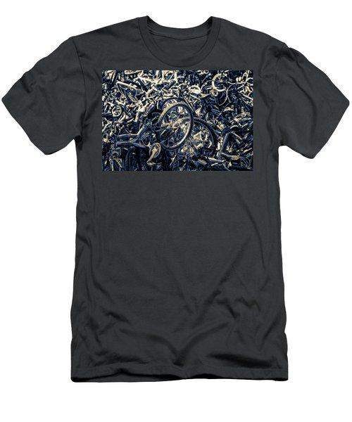 Tour De Crash Men's T-Shirt (Athletic Fit)