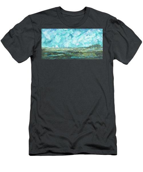 Toward Pinckney Island Men's T-Shirt (Athletic Fit)